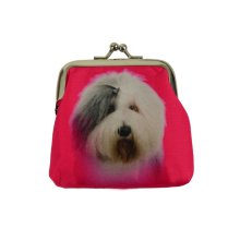Old English Sheepdog Purse