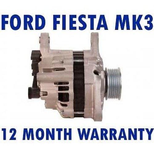 FORD FIESTA MK3 MK III (GFJ) 1.6 1.8 16V 1992 1993 1994 1995 ALTERNATOR