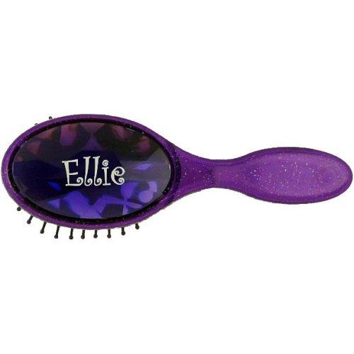 Ellie Bejewelled Hairbrush