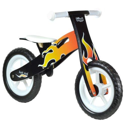 boppi® Wooden Balance Bike - Flame