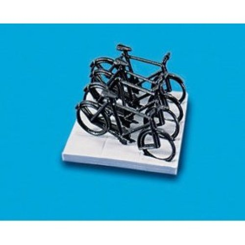 Cycles & Stand - OO/HO Accessories - Model Scene 5055 - free post