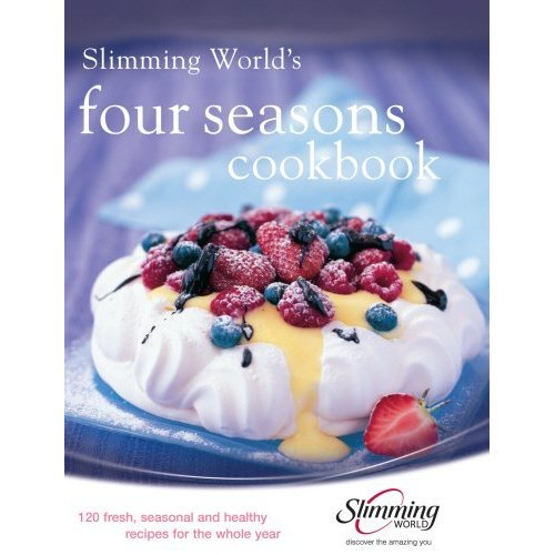 Slimming World Four Seasons Cookbook