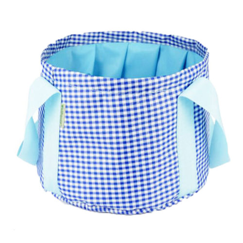 Foldable Wash Basin, Portable Water Fishing Bucket For Camping/ Travel-01