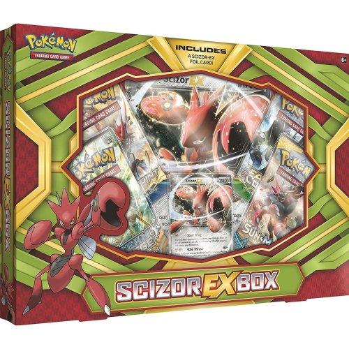 Pokemon TCG : Scizor EX Box Trading Card Game