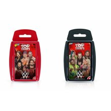 WWE Top Trumps 2017 & 2018 Editions Bundle