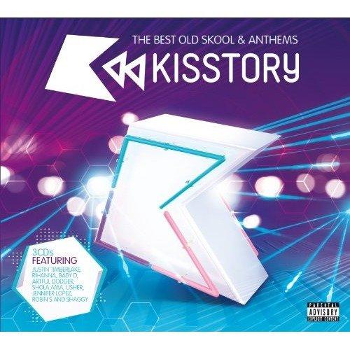 Kisstory [CD]