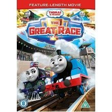 Thomas and Friends: the Great Race [movie] [dvd]