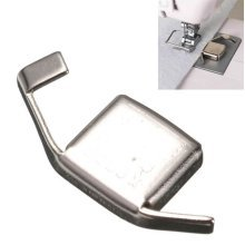 Silver Sewing Machine Magnetic Gauge Fitting For Brother Singer