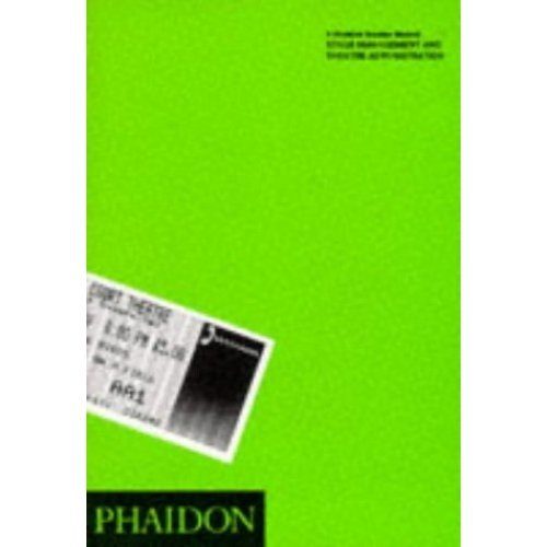 Stage Management and Theatre Administration (Phaidon Theatre Manuals)