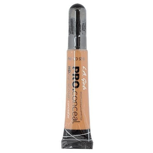 La girl L.A. Girl Pro Coneal Hd. High Definiton Concealer 0.25 Oz Gc980 Cool Tan by LA Girl