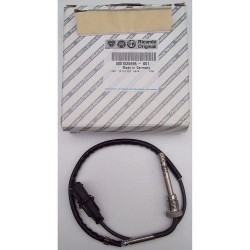 Fiat 3V Nuovo Doblo 1.3 Diesel Exhaust Gas Temperature Sensor 51825696