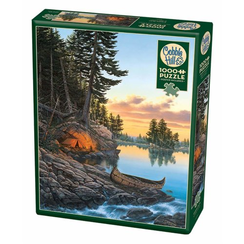 CBL80179 - Cobblehill Puzzles 1000 pc - Evening Glow