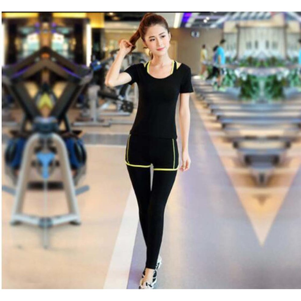 arriving huge sale new release Yoga Suit, Women 3 Pieces Sport Suits Comfortable Yoga Pants Gym Outfits