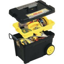 Stanley Job Chest Mobile Rolling with Organiser