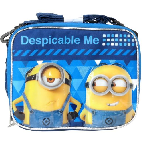 Lunch Bag - Despicable Me 3 - Minions Blue DM3 153940