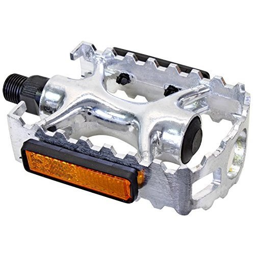 Sunlite Alloy Sport Pedals 9 16 Silver