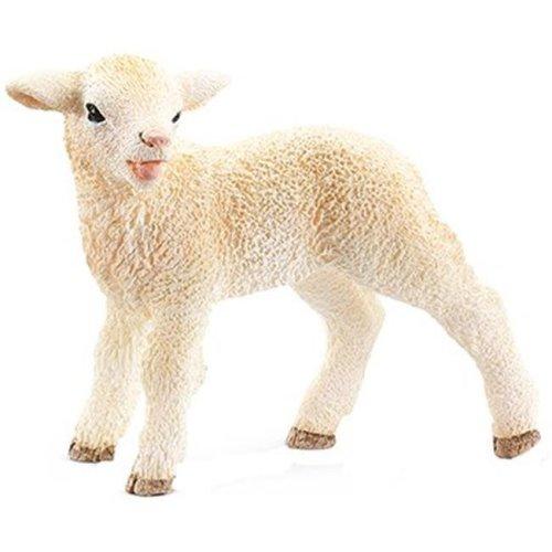 13744 Lamb Figurine, White