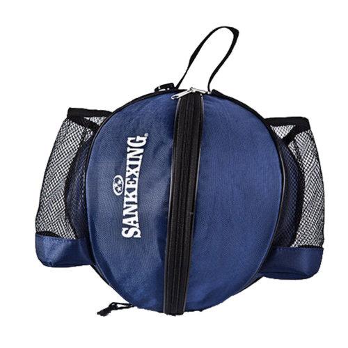 Sport Bag Basketball Soccer Volleyball Bowling Bag Carrier,Dark Blue
