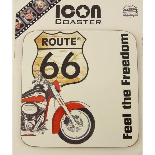 Route 66 Bike Coaster