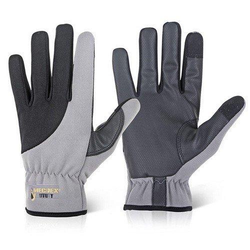 Mecdex MECUT-612L Touch Utility Mechanics Gloves Large