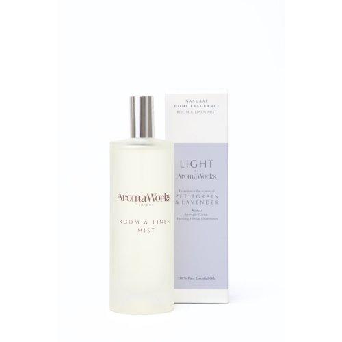 Aromaworks Petitgrain & Lavender Room Mist