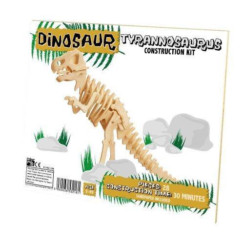 Dinosaur Construction Kit - Tyrannosaurus
