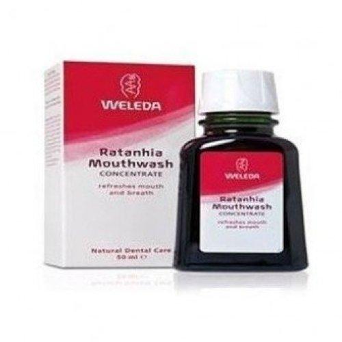 Weleda - Ratanhia Mouthwash 50ml