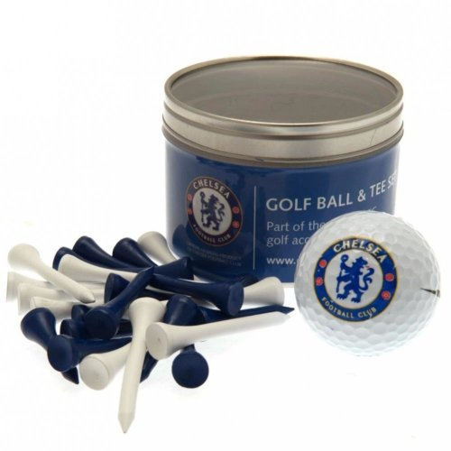 Chelsea FC Ball And Tee Set