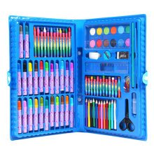 Deluxe Art Set/ Mixed Media Art Set Case/ Best Gift For Kids C