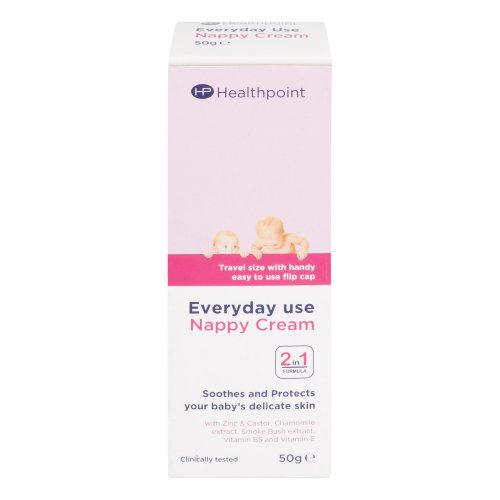 Healthpoint Everyday Use Nappy Cream 50g