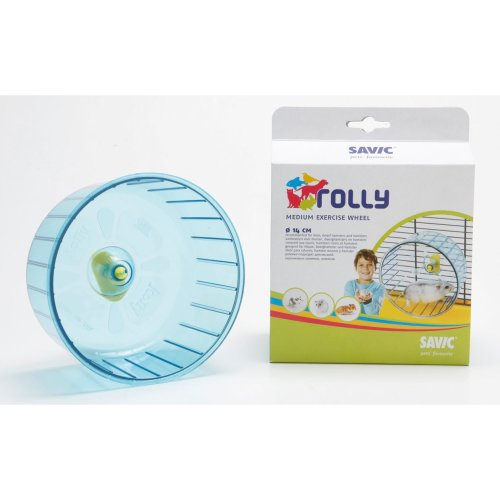 Rolly Hamster Exercise Wheel Medium 14x9.5cm