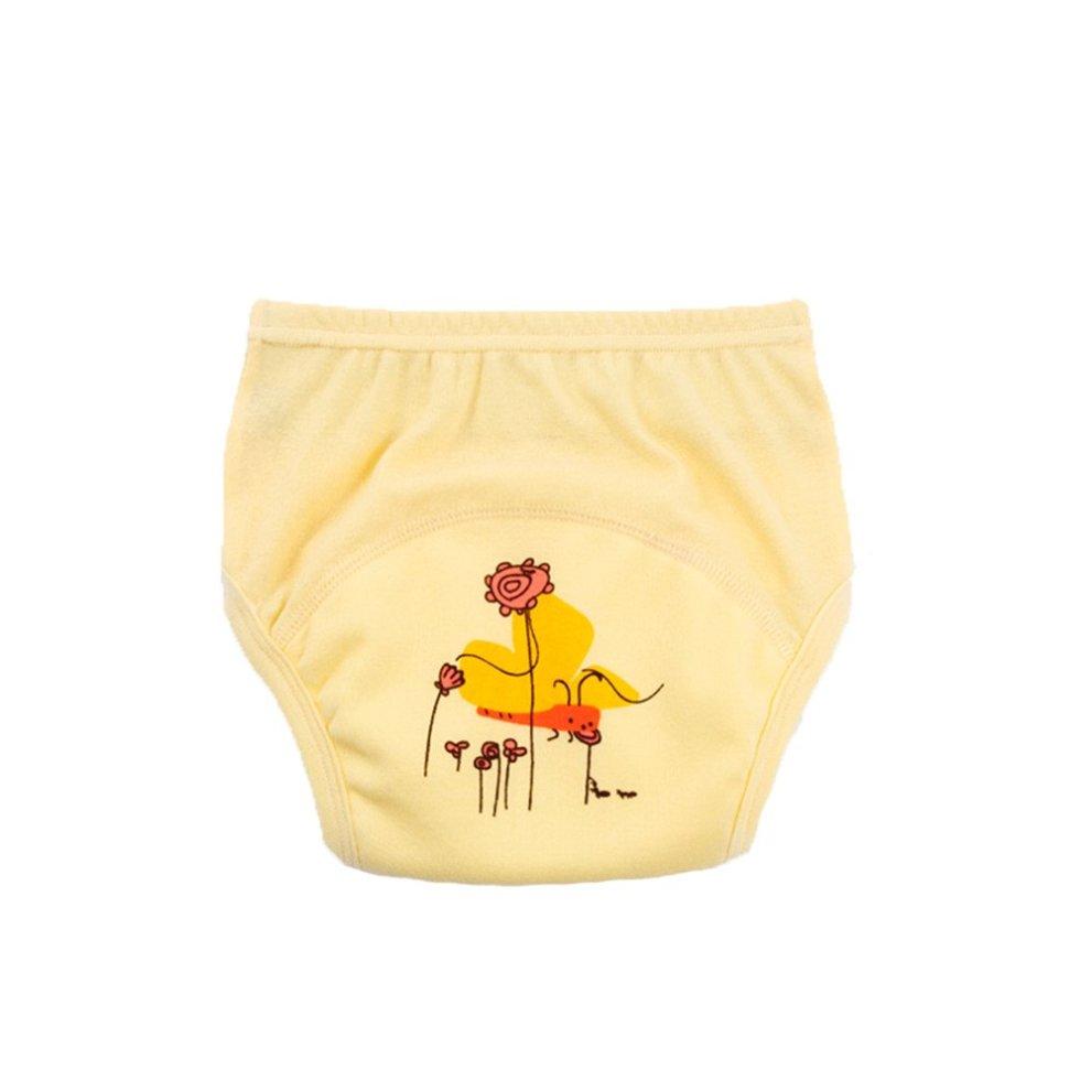 smart sisi 2018 New Anti Leakage Training Pants for Babies Toddler 6 Layers Potty Training Pants