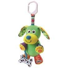 Lamaze Play & Grow Pupsqueak - Toy Baby Tomy -  lamaze pupsqueak toy play grow baby tomy