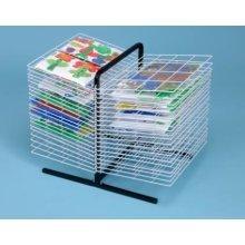 40 Shelf Table Top Art Drying Rack (A1165)