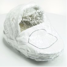 Raincover Compatible with Babystyle Presitge Carrycot (198)