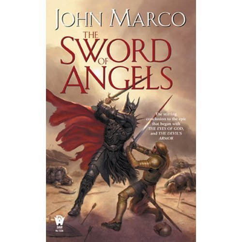 The Sword of Angels (Bronze Knight)