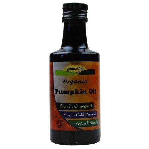 Granovita 15% off Organic Pumpkin Oil 260ml