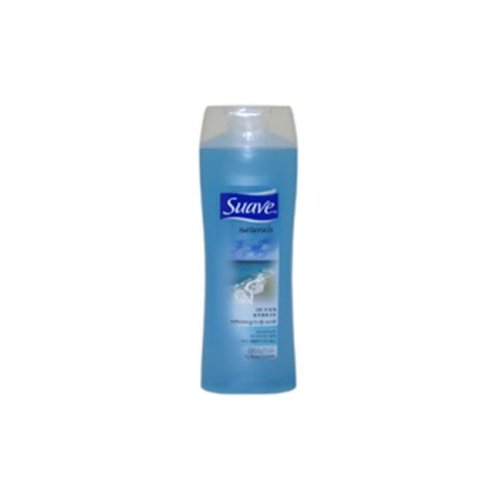 Suave U-BB-1464 Suave Naturals Ocean Breeze Refreshing Body Wash - 12 oz - Body Wash