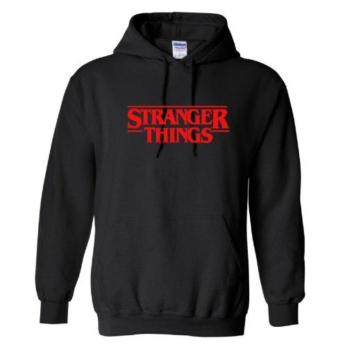 Stranger Thing Logo Adult Hoodie