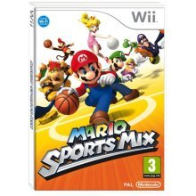 Wii - Mario Sports Mix (Wii)