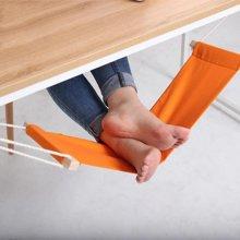Portable Mini Office Home Adjustable Foot Rest Stand Desk Feet Hammock