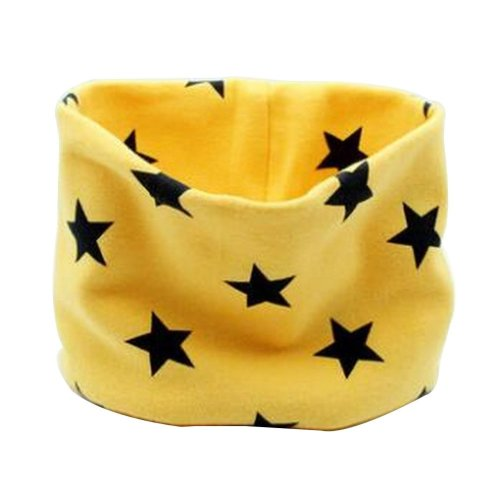 Baby's Scarf Cute Toddler Scarf  for Baby Unisex Suitable for 0-3 Years [D]