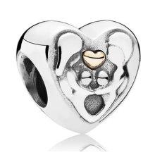 Pandora Heart Of The Family Charm - 791771