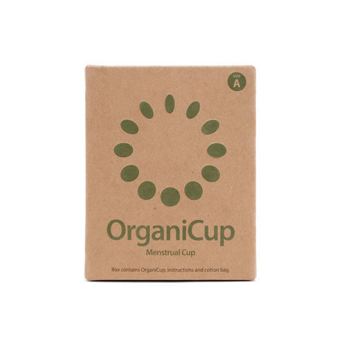 Organicup  Menstrual Cup Size A:Before Birth. Single