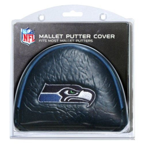 NFL Seattle Seahawks Golf Mallet Putter Cover