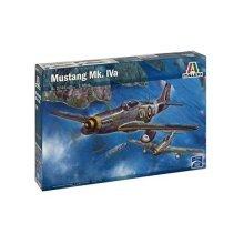 RAF P-51D/K MUSTANG IV/IVA - AIRCRAFT 1:48 - Italeri 2745