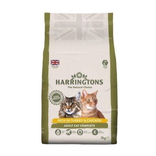 Harringtons Complete Cat Turkey 2kg