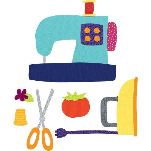 Sizzix Bigz L Die-Sewing Machine By Jennifer Jangles