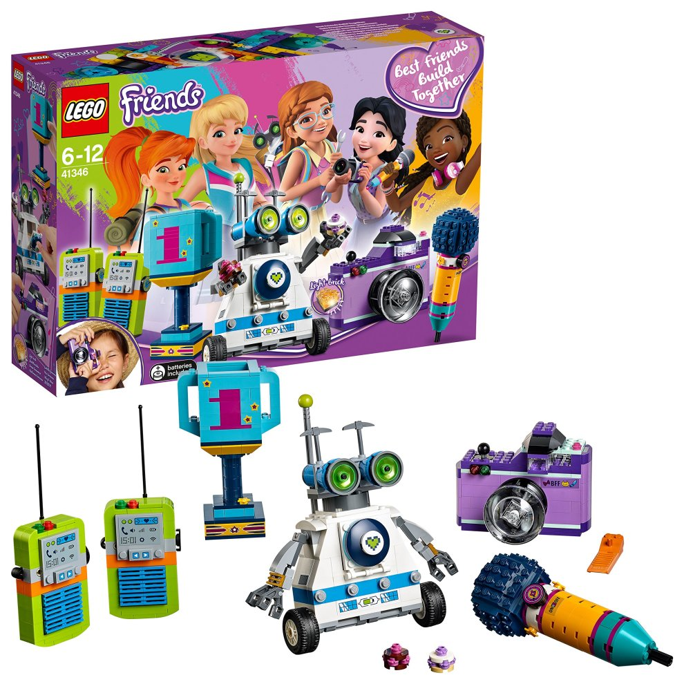 LEGO 41346 Friends Friendship Box Five Buildable Accessories Microphone Camera Trophy Walkietalkies and Robot Toys for Kids - 2629065a9c53fe1 , LEGO-41346-Friends-Friendship-Box-Five-Buildable-Accessories-Microphone-Camera-Trophy-Walkietalkies-and-Robot-Toys-for-Kids-13495718 , LEGO 41346 Friends Friendship Box Five Buildable Accessories Microphone Camera Trophy Walkietalkies an