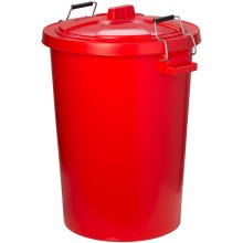 ProStable Dustbin comes with Locking Lid